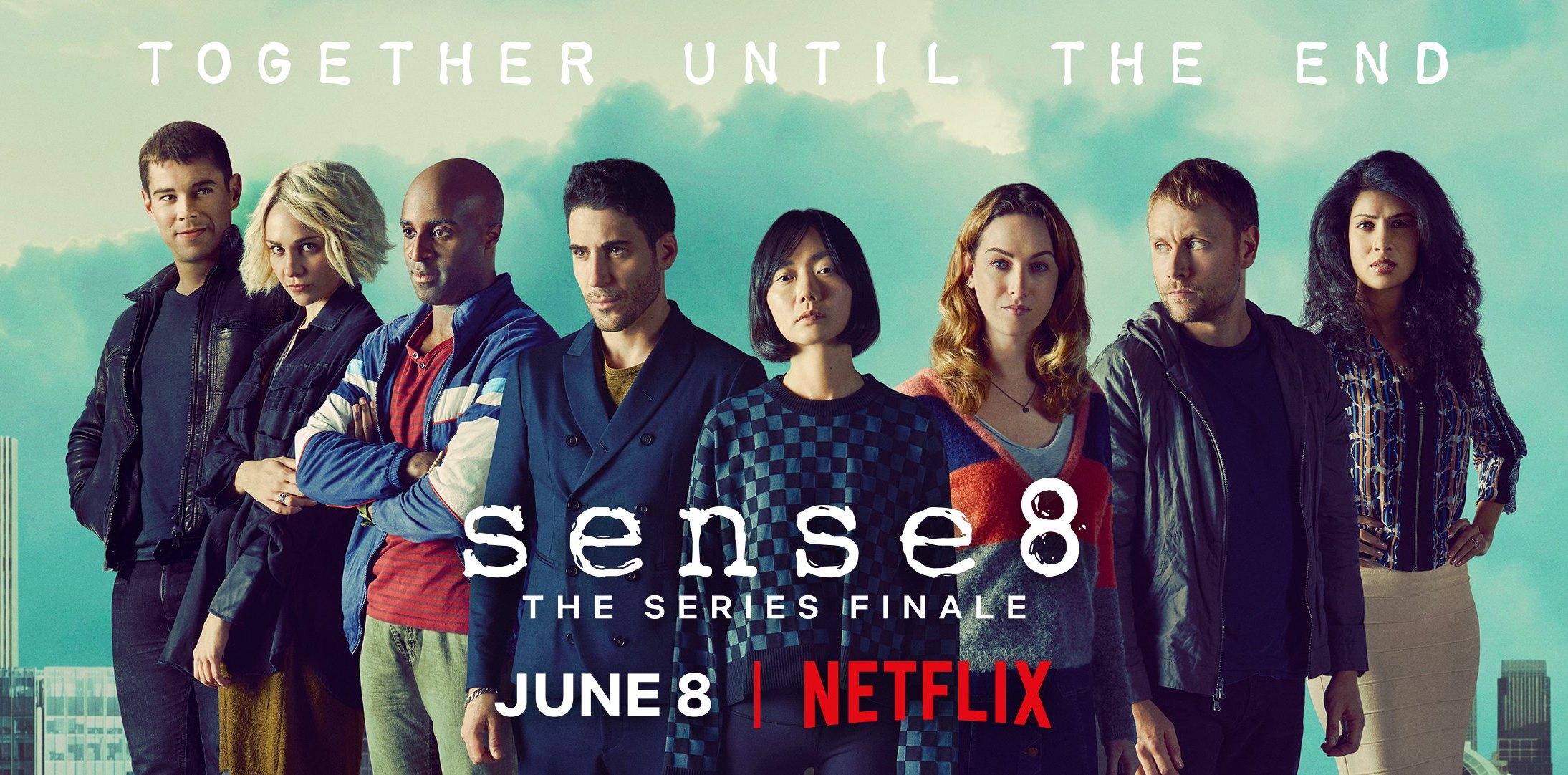 Sense8 il finale