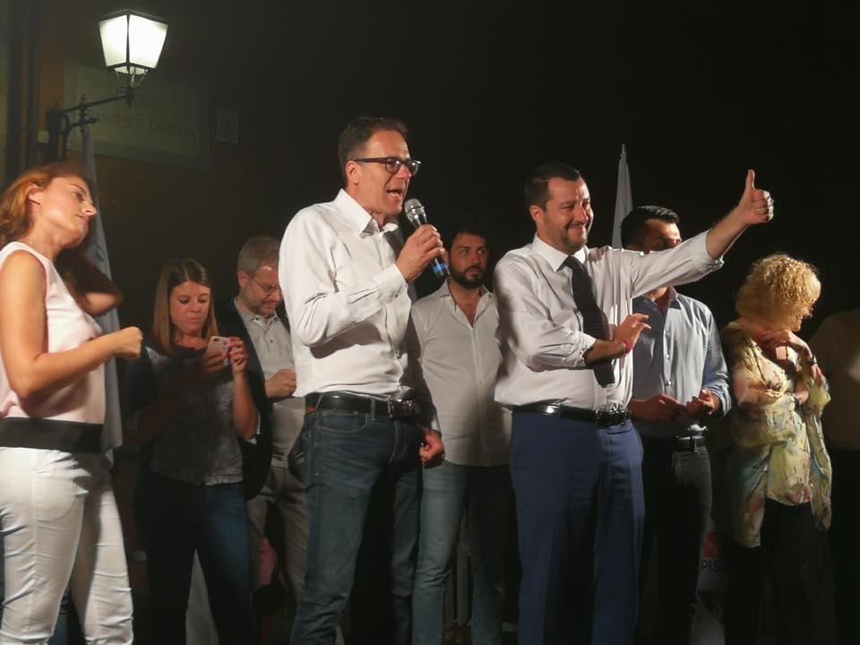 Michele Conti, il nuovo sindaco di Pisa