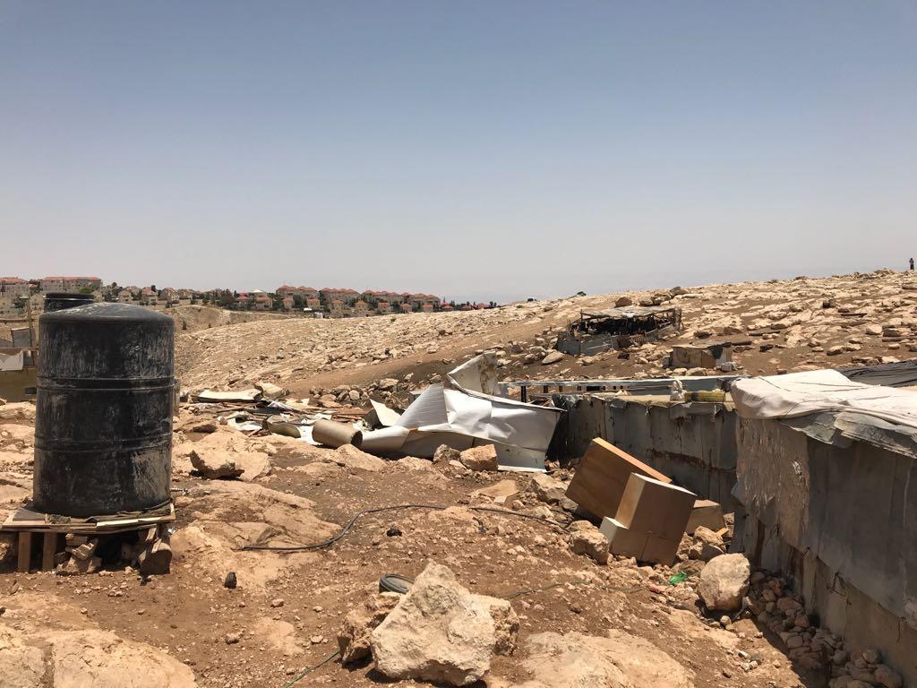 villaggio Khan al Ahmar