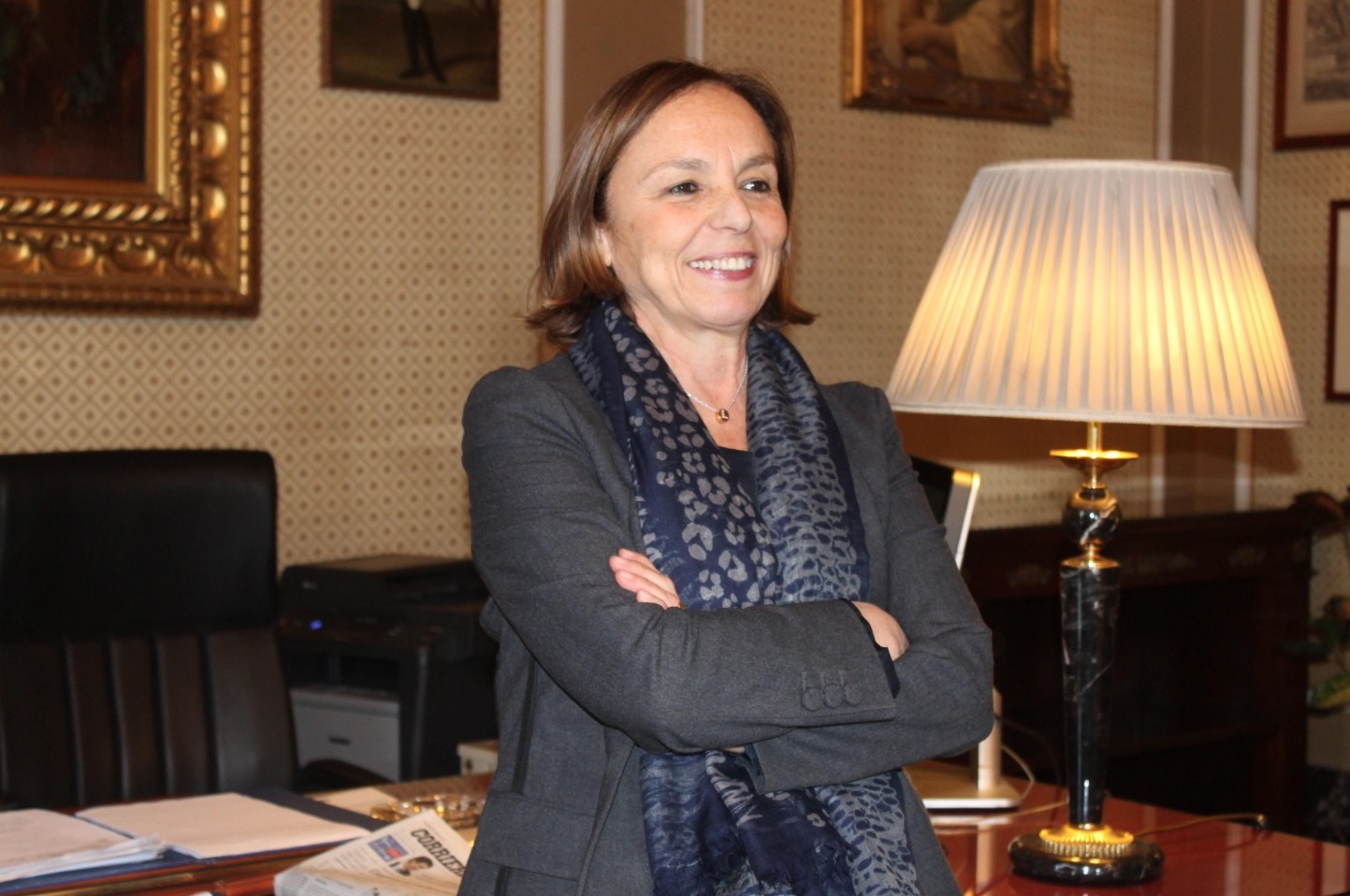 Il Prefetto Di Milano Luciana Lamorgese