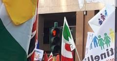 Manifestazione a Milano - 28 agosto 2018