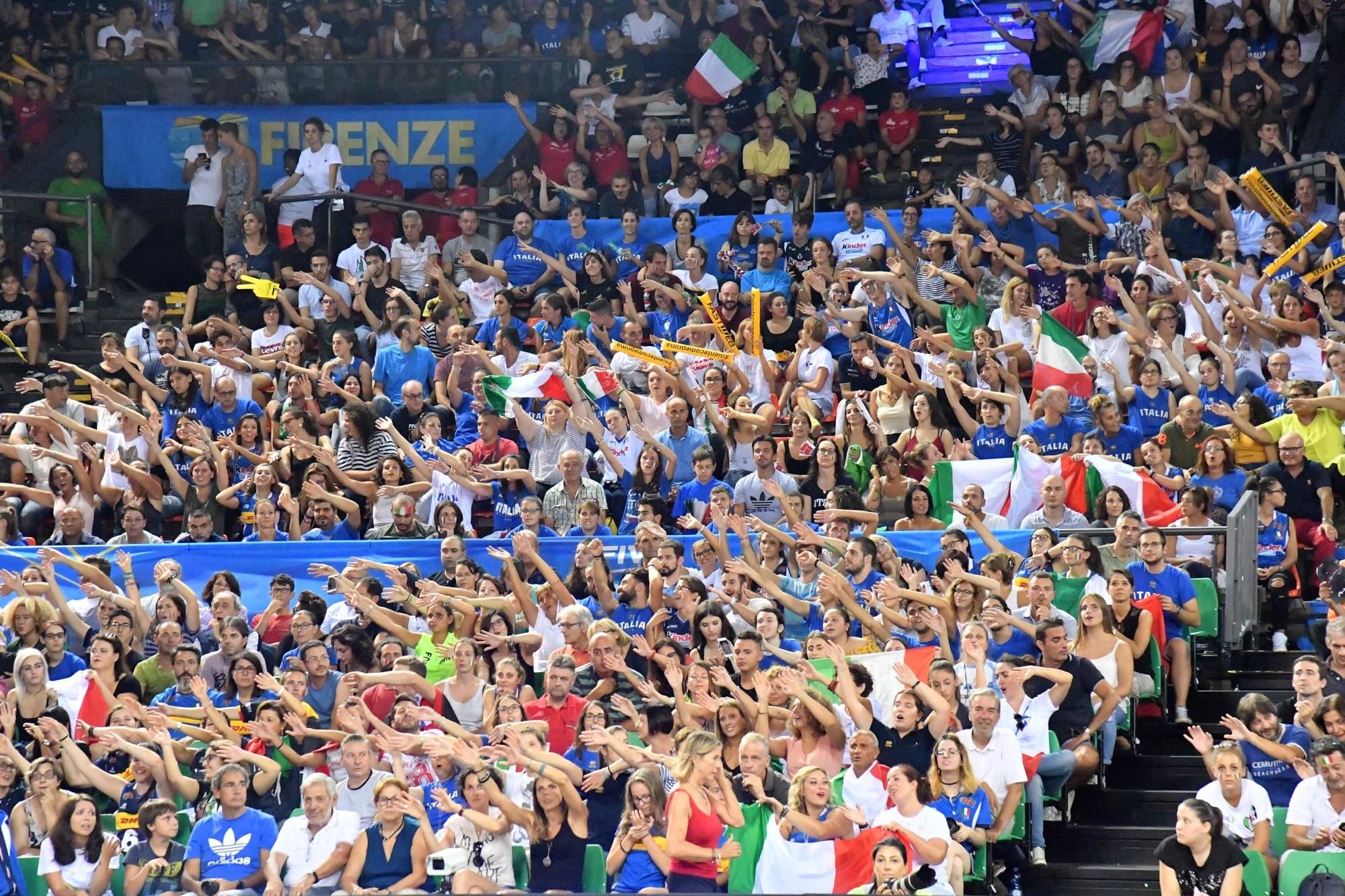 mondiali volley 2018