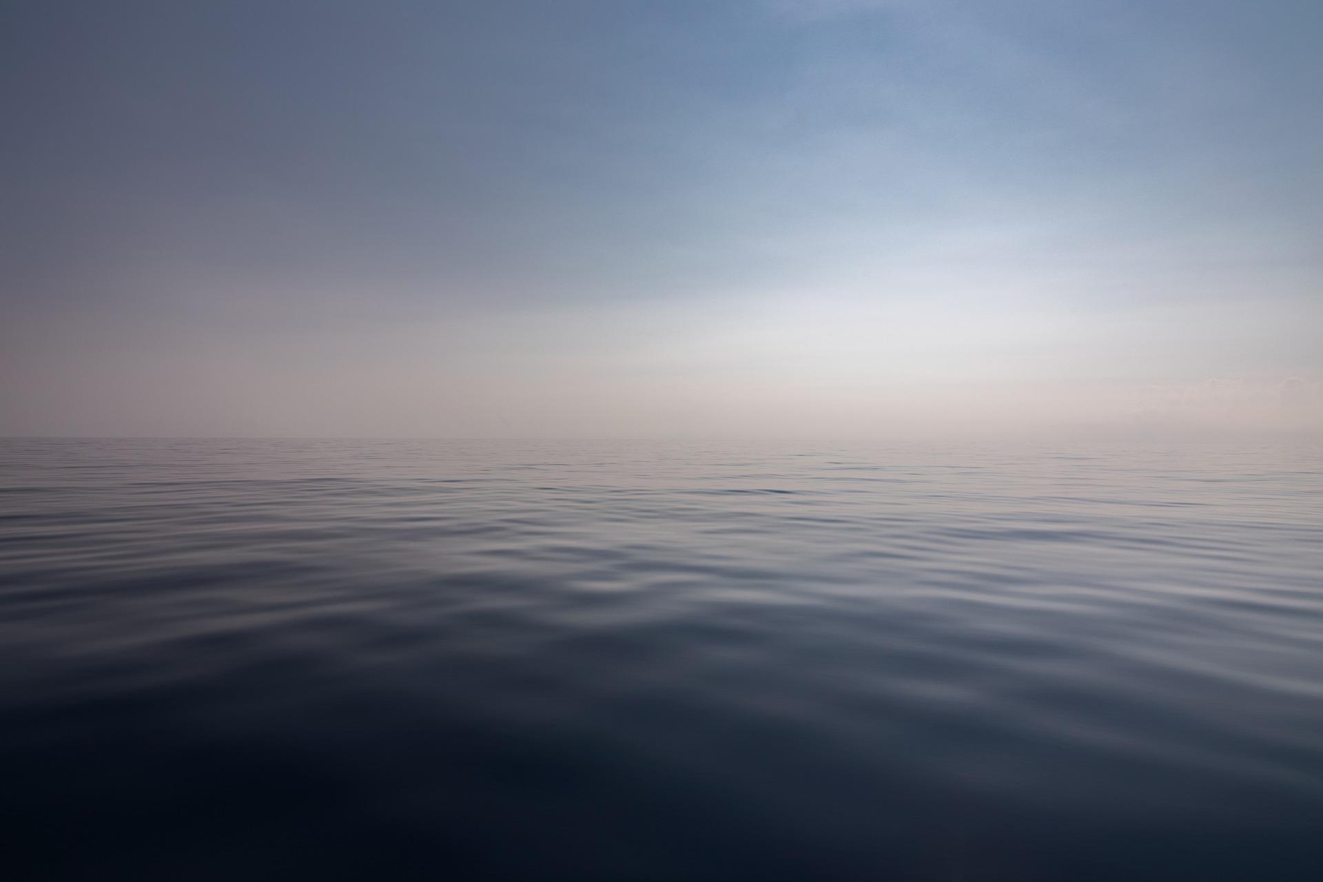 orizzonte mare