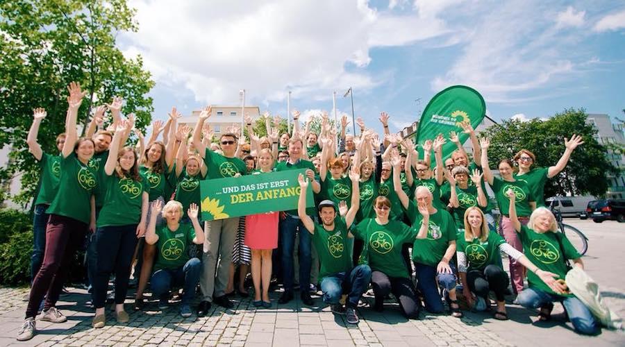 Elezioni Baviera 2018 - Exploit dei Verdi