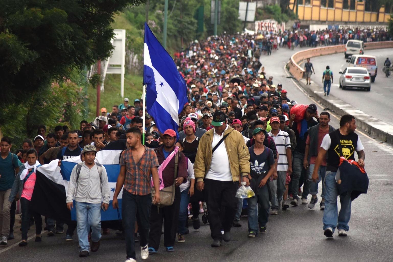 CarovanaMigrantes
