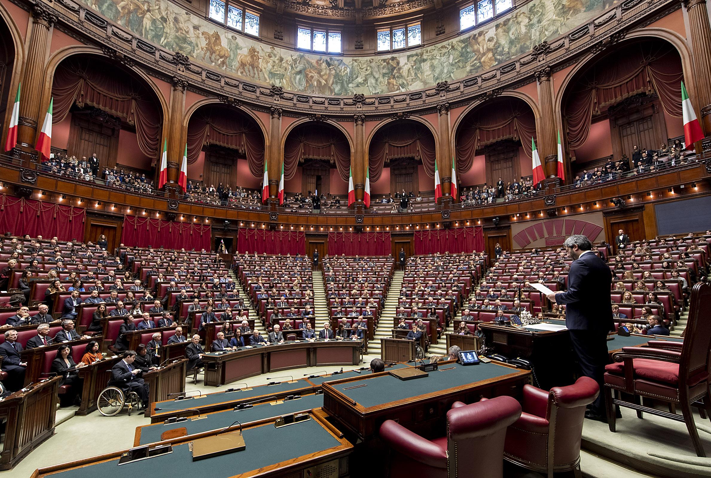 100 anni di Camera dei Deputati