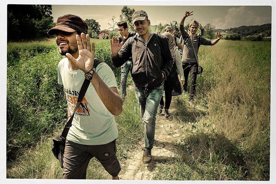 migranti bosnia Ong IPSIA