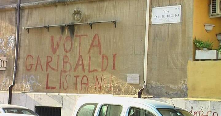 vota garibaldi garbatella