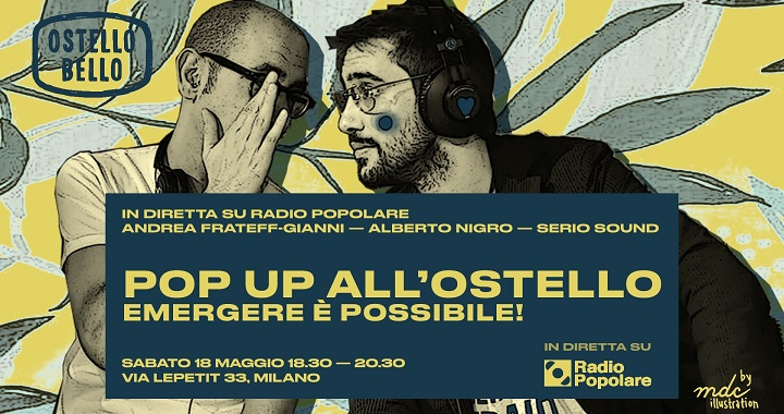 PopUp all'ostello