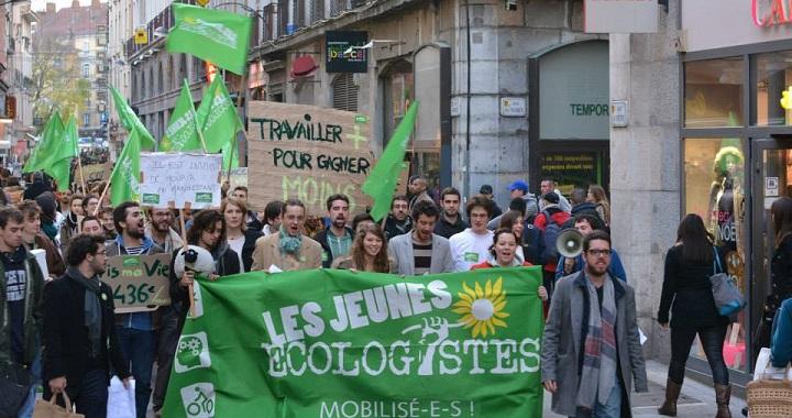francia, Verdi giovani