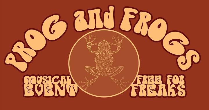 logo PROG and FROG