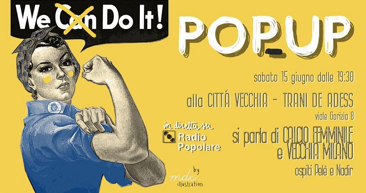 PopUp live