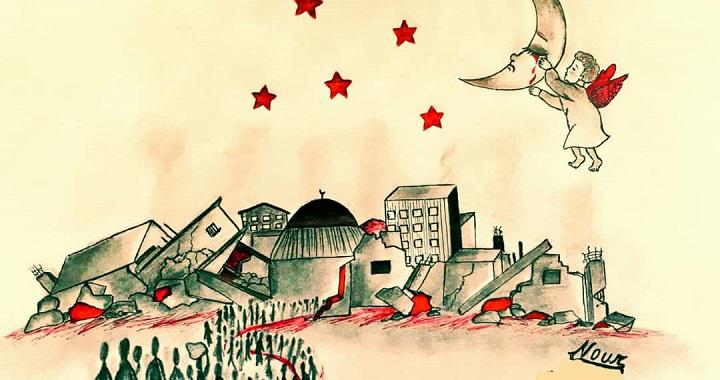 siria idlib sotto le bombe