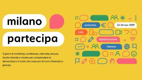 Germano Lanzoni presenta Milano Partecipa: l'attivismo civico nell'era digitale