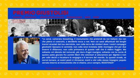 Premio Franco Giustolisi: Roberto Festa premiato per