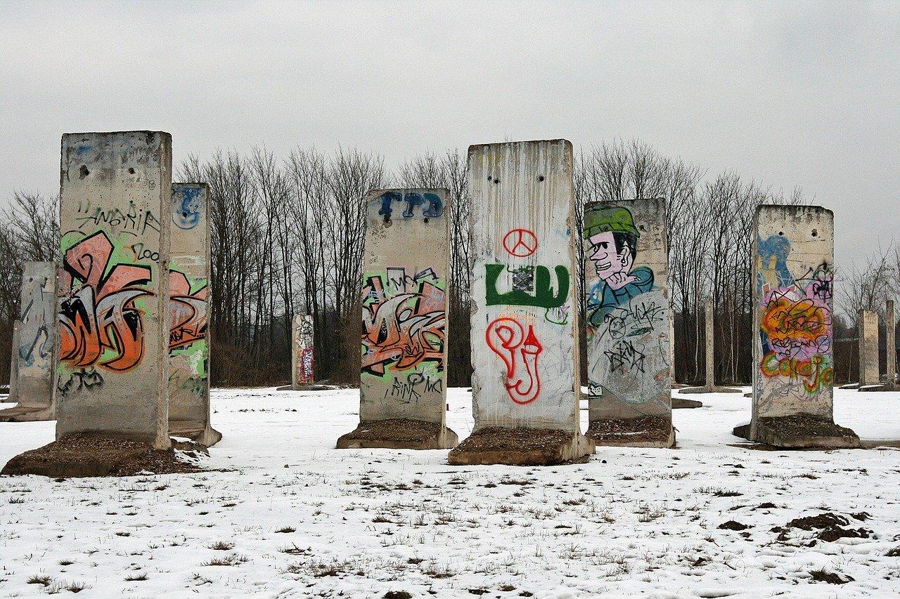 Berlino - 30 anni dopo la caduta del muro