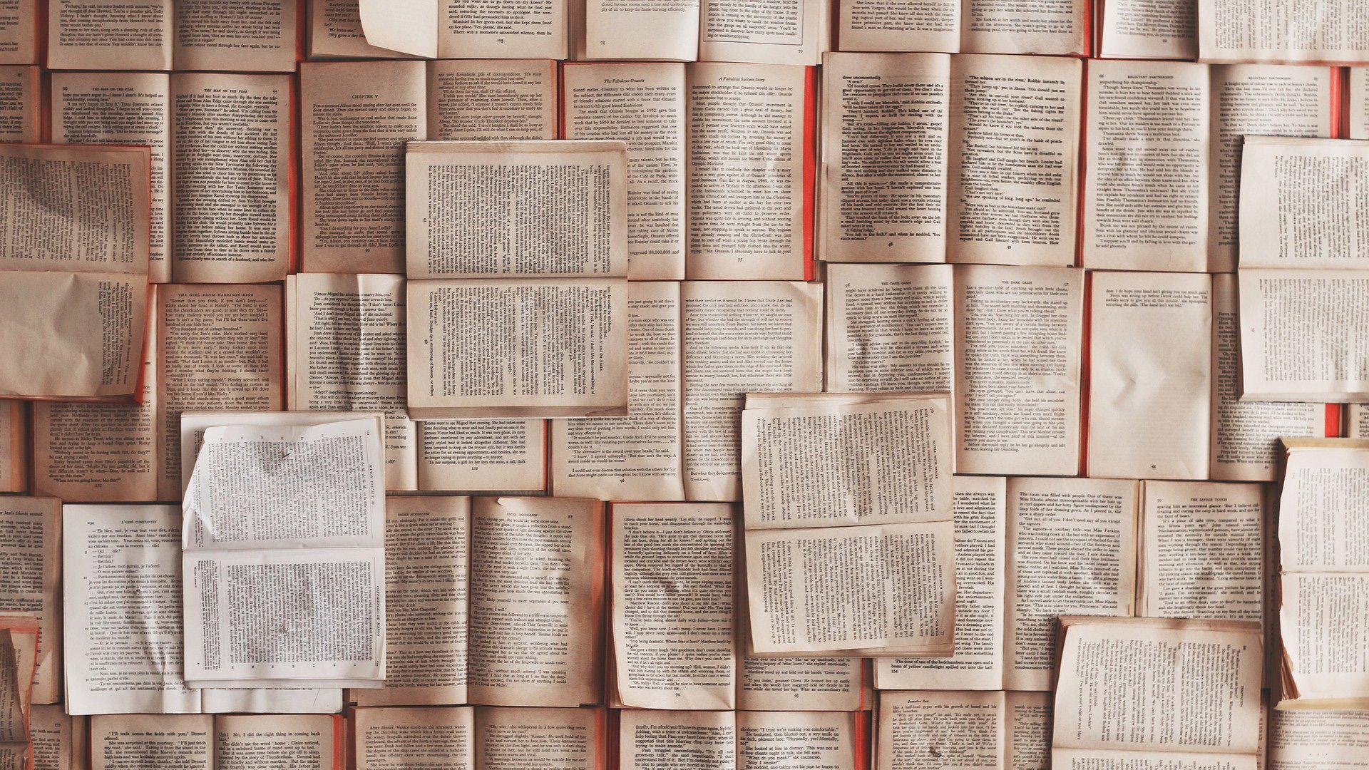 Consigli di libri 2019