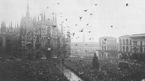 Piazza Fontana, lo storico Gotor: