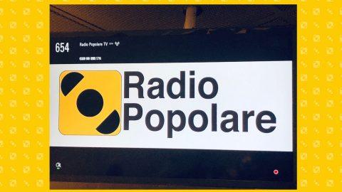 Radio Popolare è sul digitale terrestre