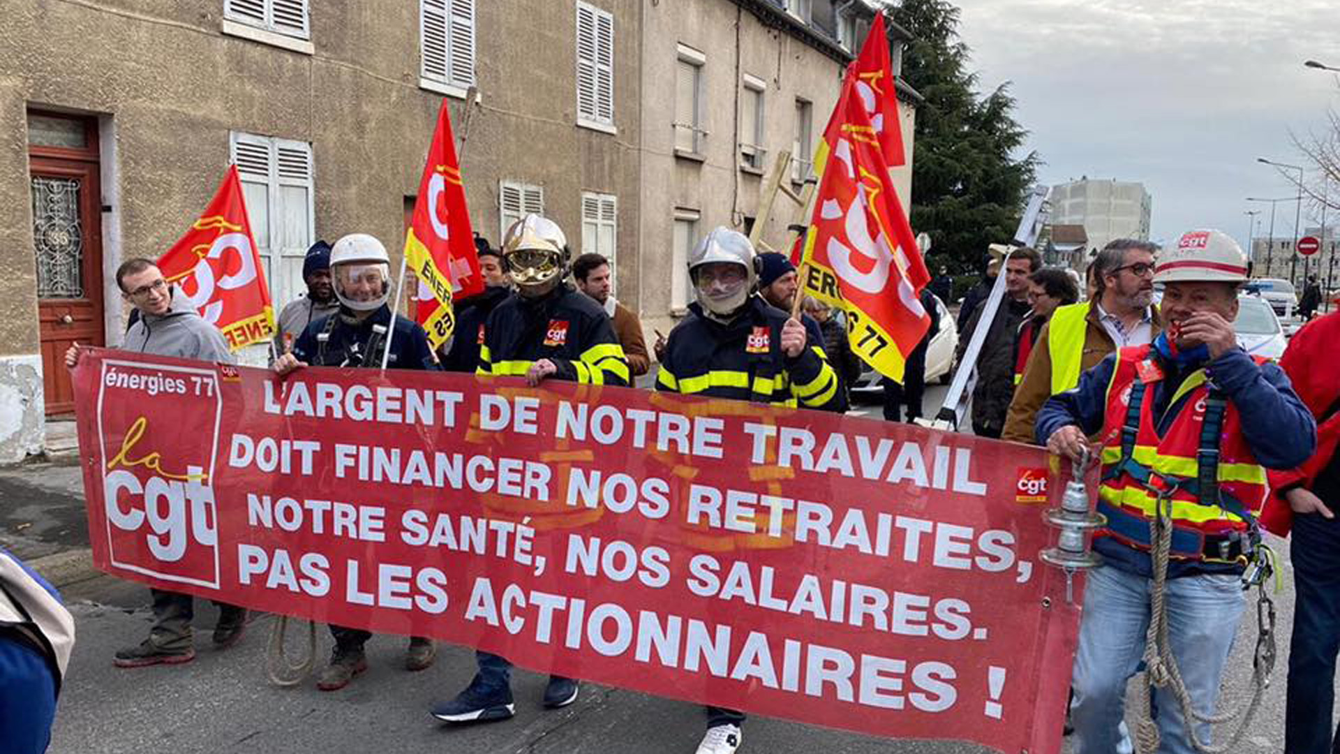 Scioperi in Francia
