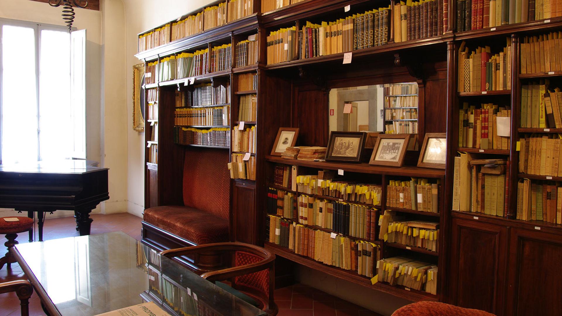 Firenze, il Gabinetto Vieusseux compie 200 anni. Intervista alla presidente Alba Donati