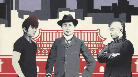 Chinamen, la graphic novel sulla Chinatown di Milano sbarca in Cina