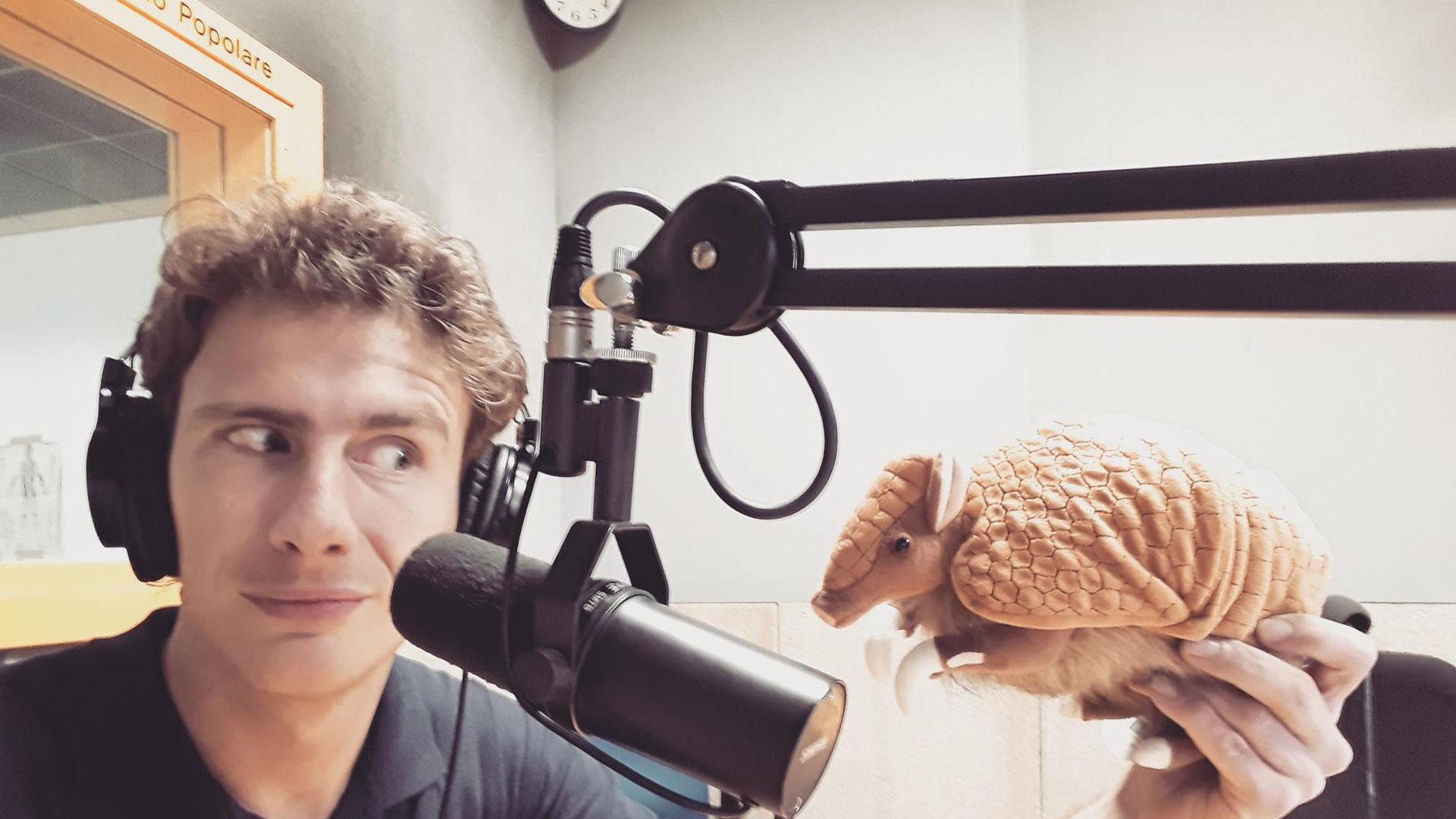 Il naturalista Marco Colombo presenta a Radio Popolare il libro Paesaggi Bestiali