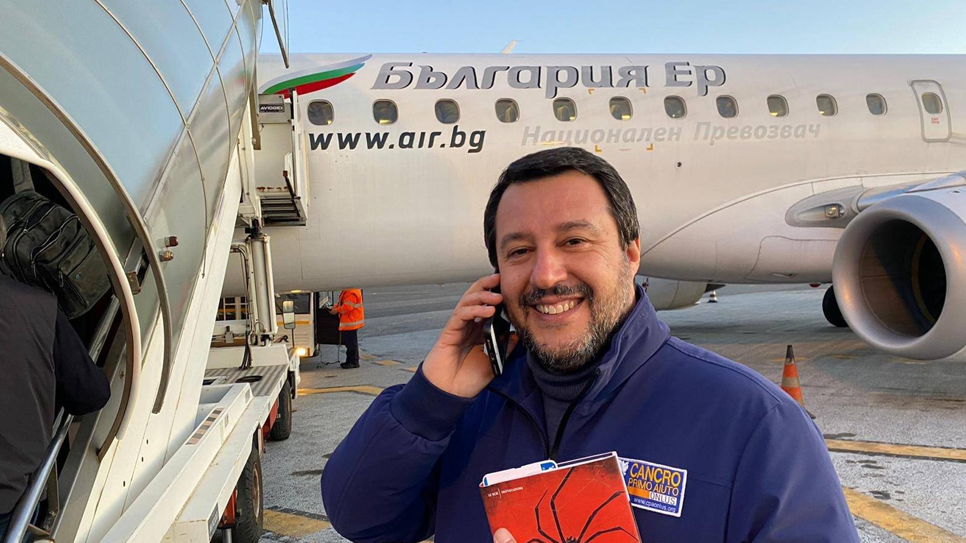 Matteo Salvini - Amici Recovery Fund