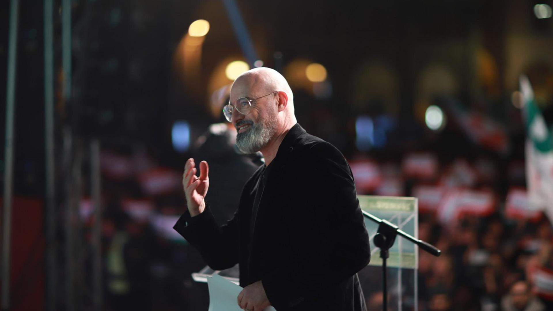 Stefano Bonaccini PD