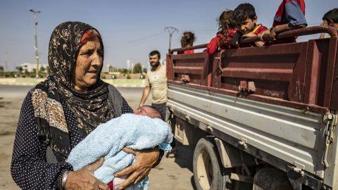 Guerra in Siria, UNICEF: