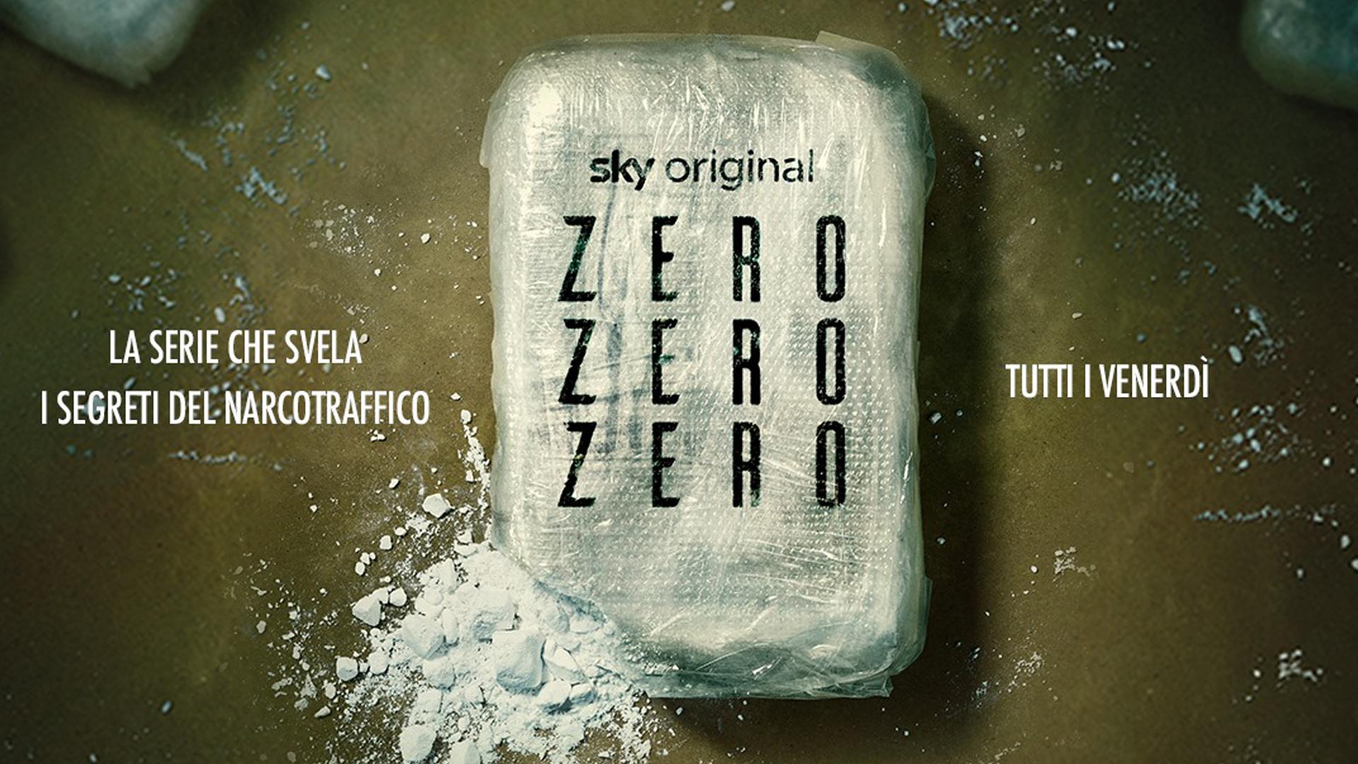 Le serie TV da non perdere a febbraio 2020: ZeroZeroZero