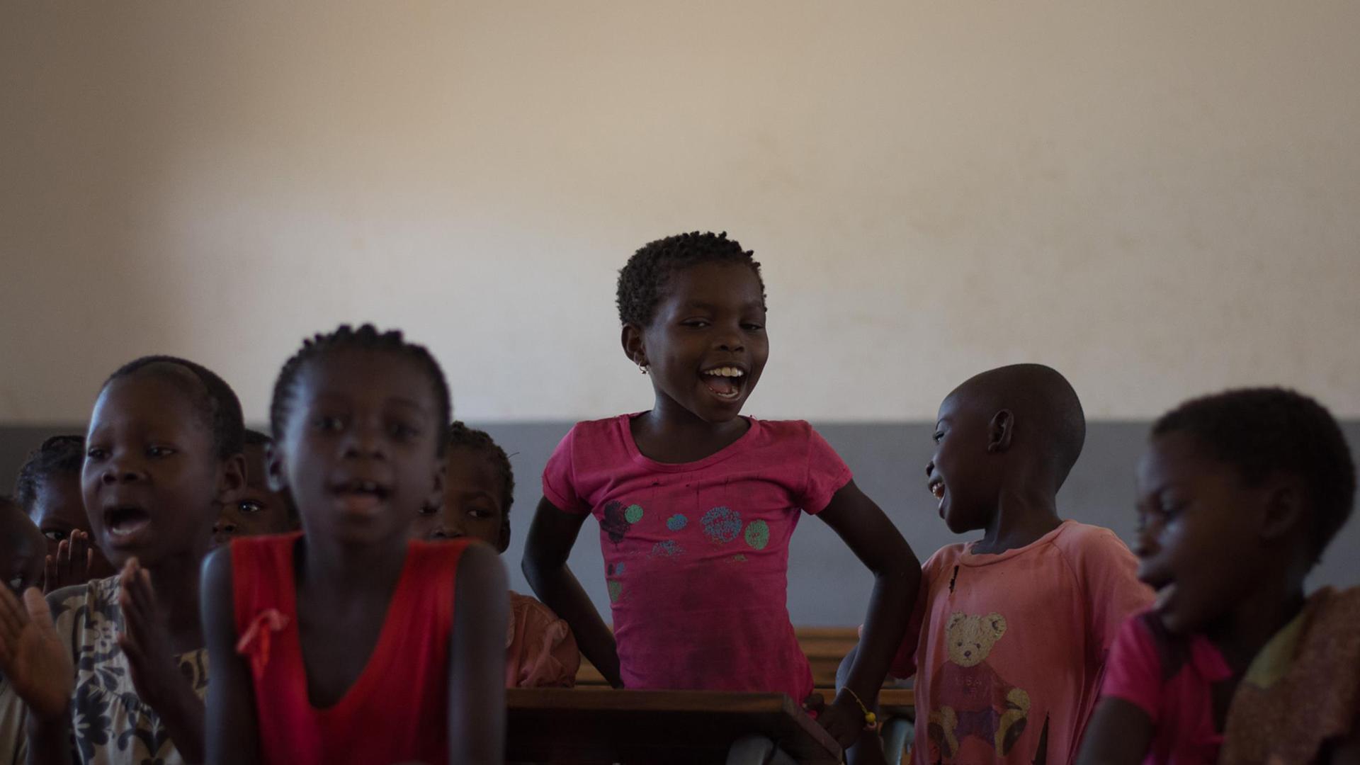 AVSI in Mozambico