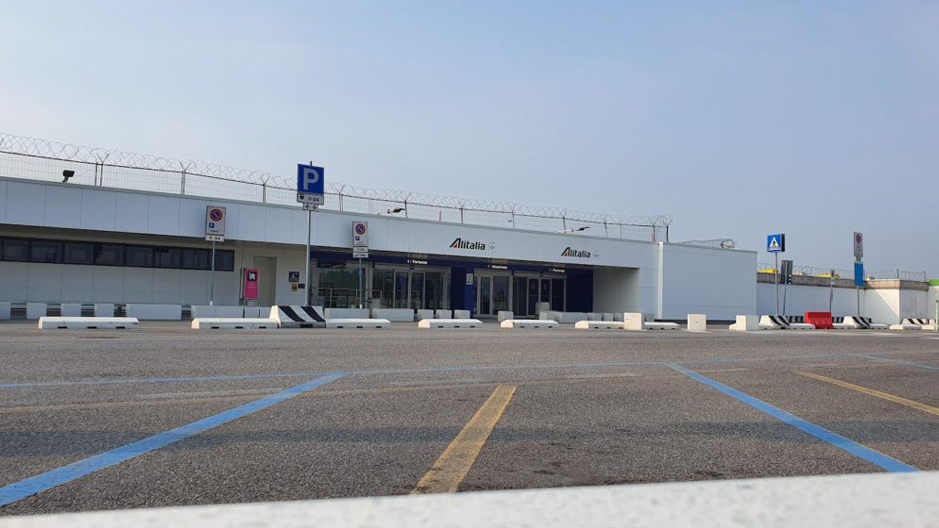 Aeroporto Linate - Coronavirus