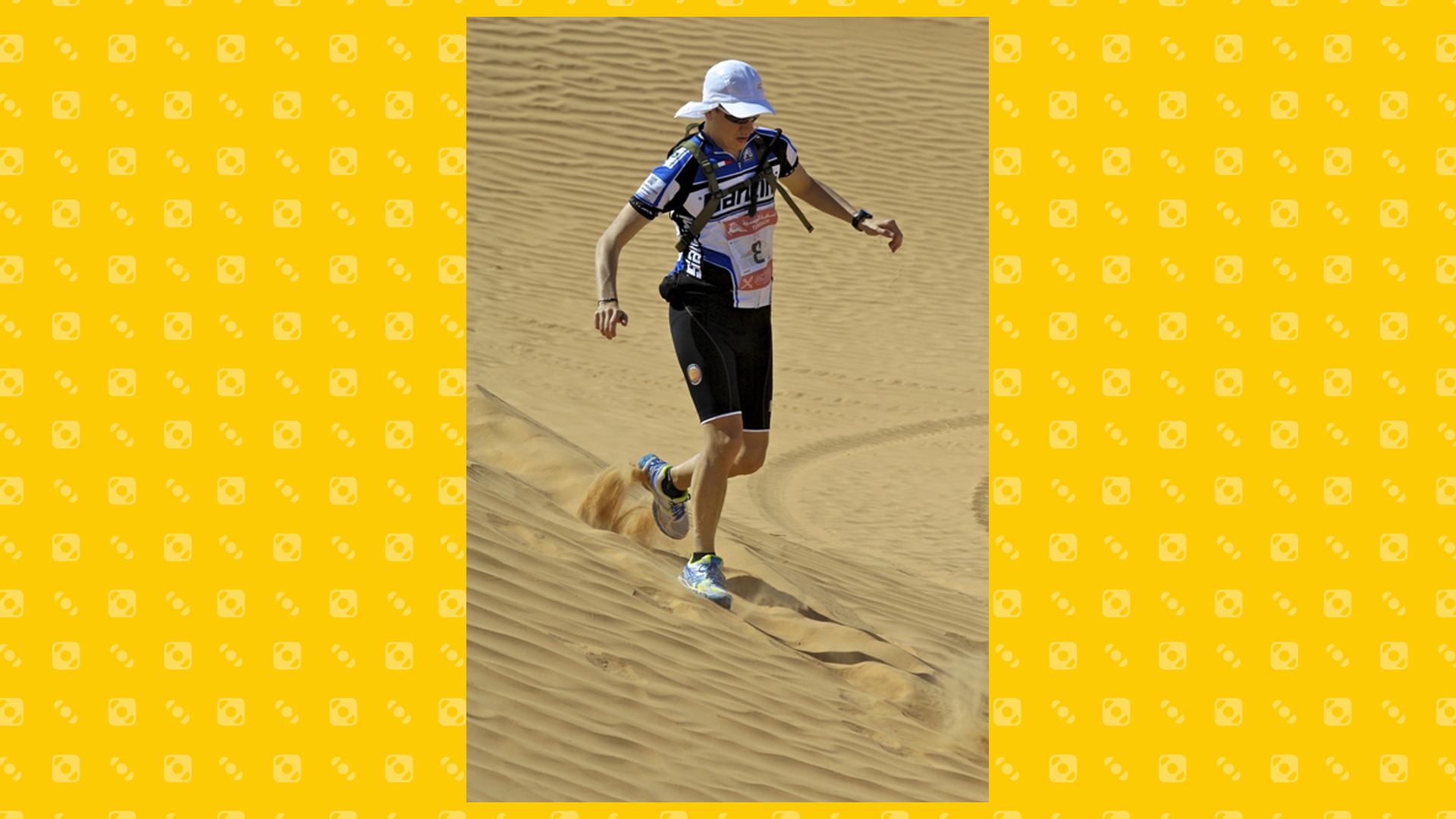 Daniele Barbone - Marathon des Sables