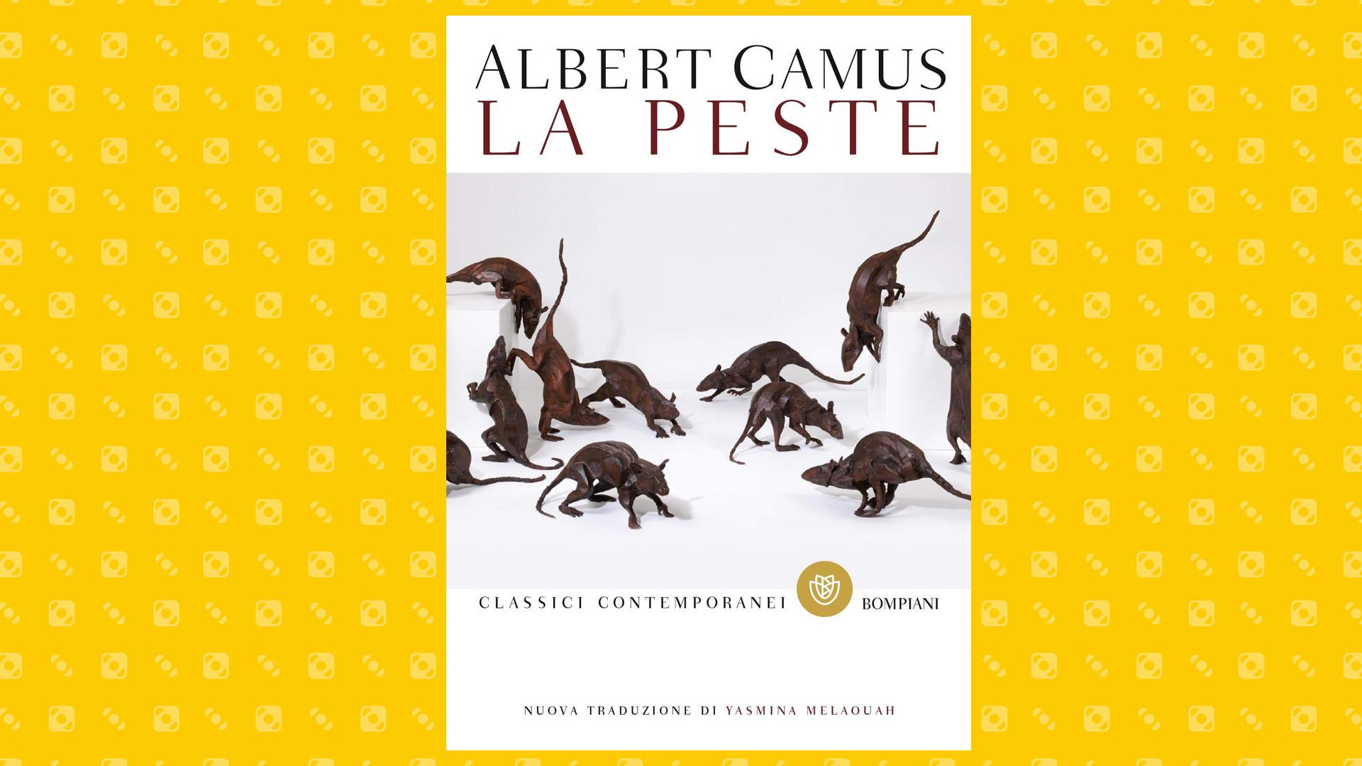 La peste di Albert Camus