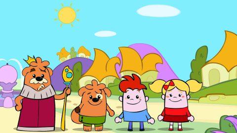 Lampadino e Caramella, su Rai Yo Yo il primo cartone animato inclusivo