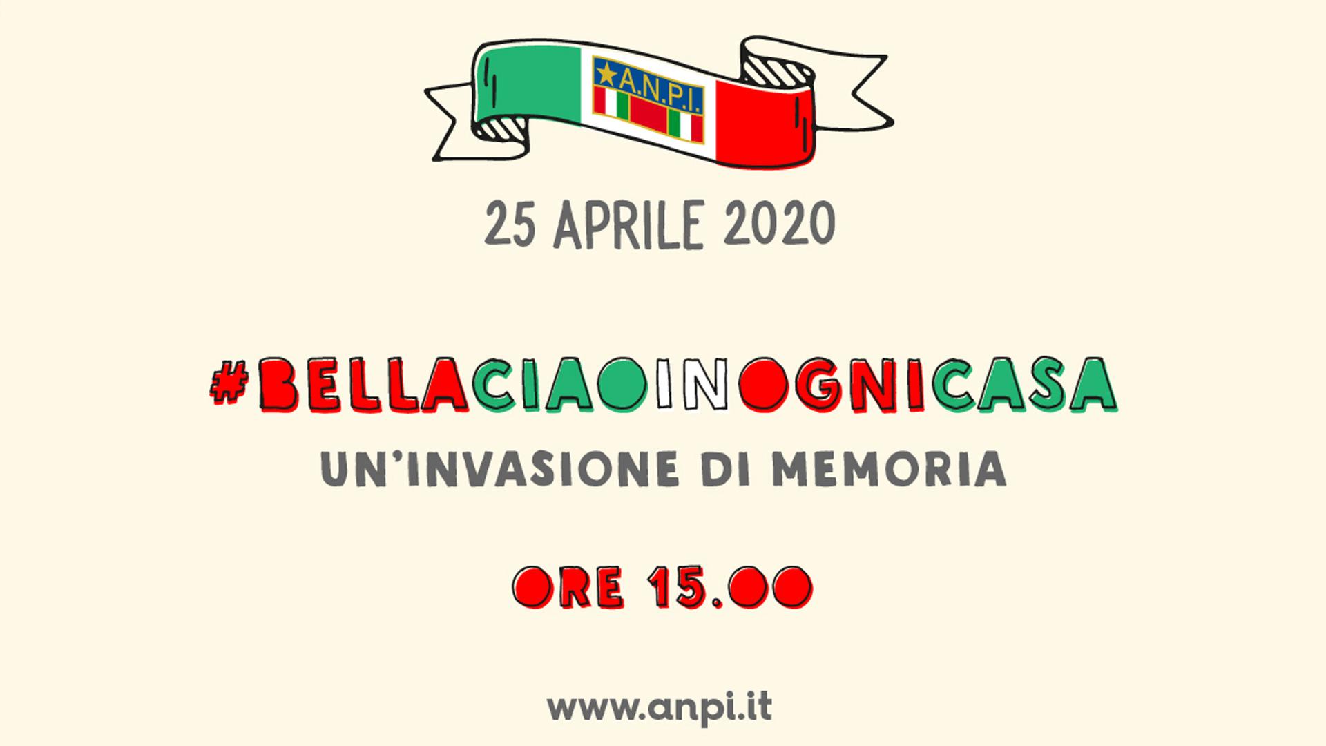 ANPI 25 aprile 2020