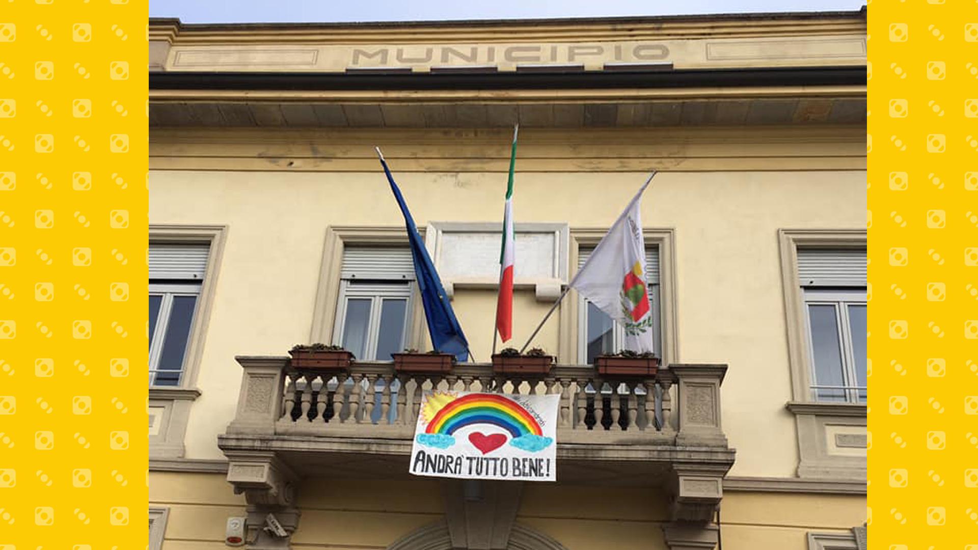 Italia in isolamento: la situazione a Cornaredo
