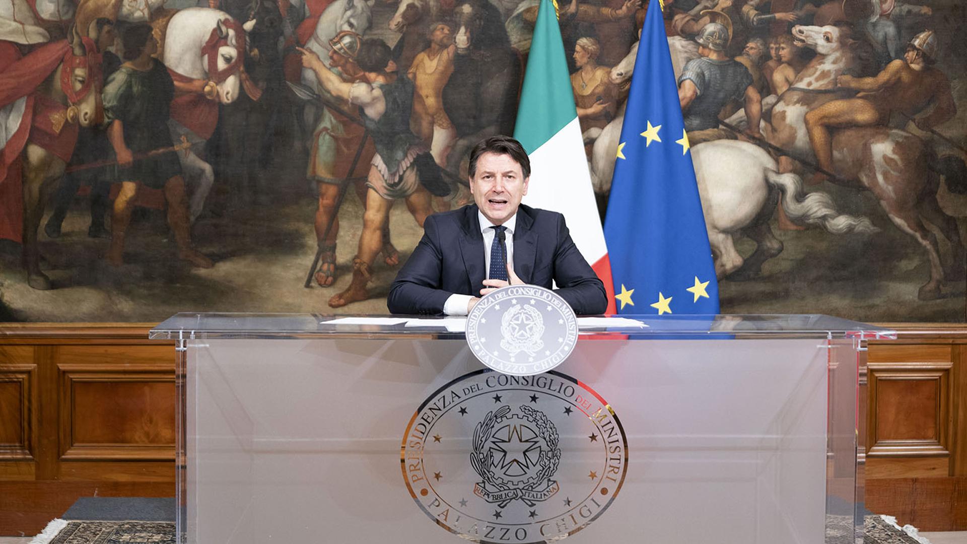 Giuseppe Conte 2020 fase 2