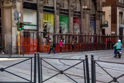 Lockdown a Milano? Fondazione Ambrosianeum: