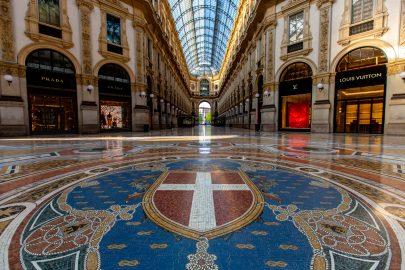Lockdown Milano Deserta - Foto di Claudia Reali