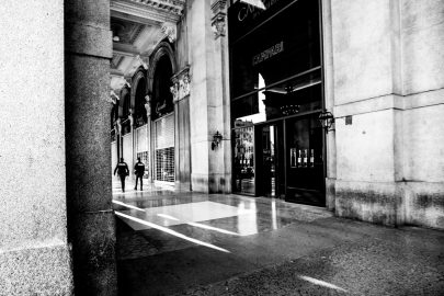 Milano Deserta - Foto di Claudia Reali