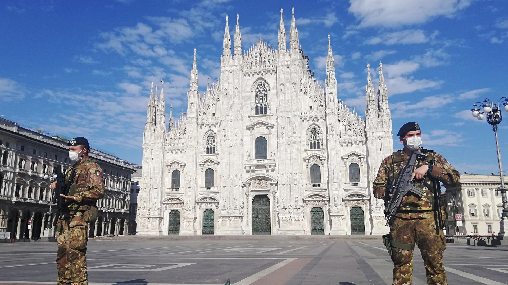 Milano COVID19