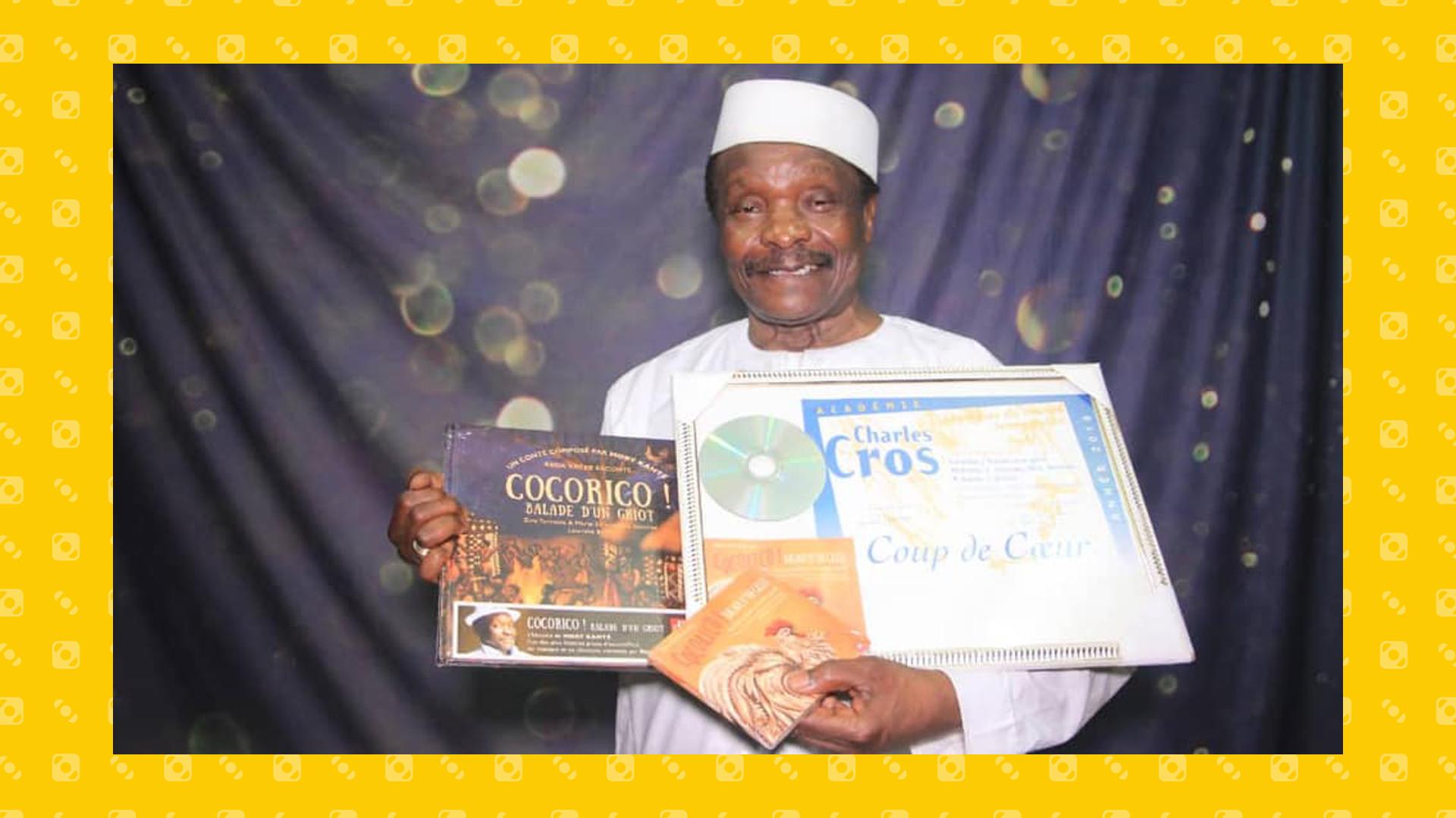 Un ricordo del cantante guineano Mory Kanté
