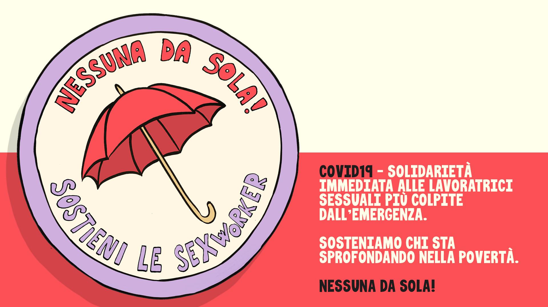 sex worker coronavirus governo