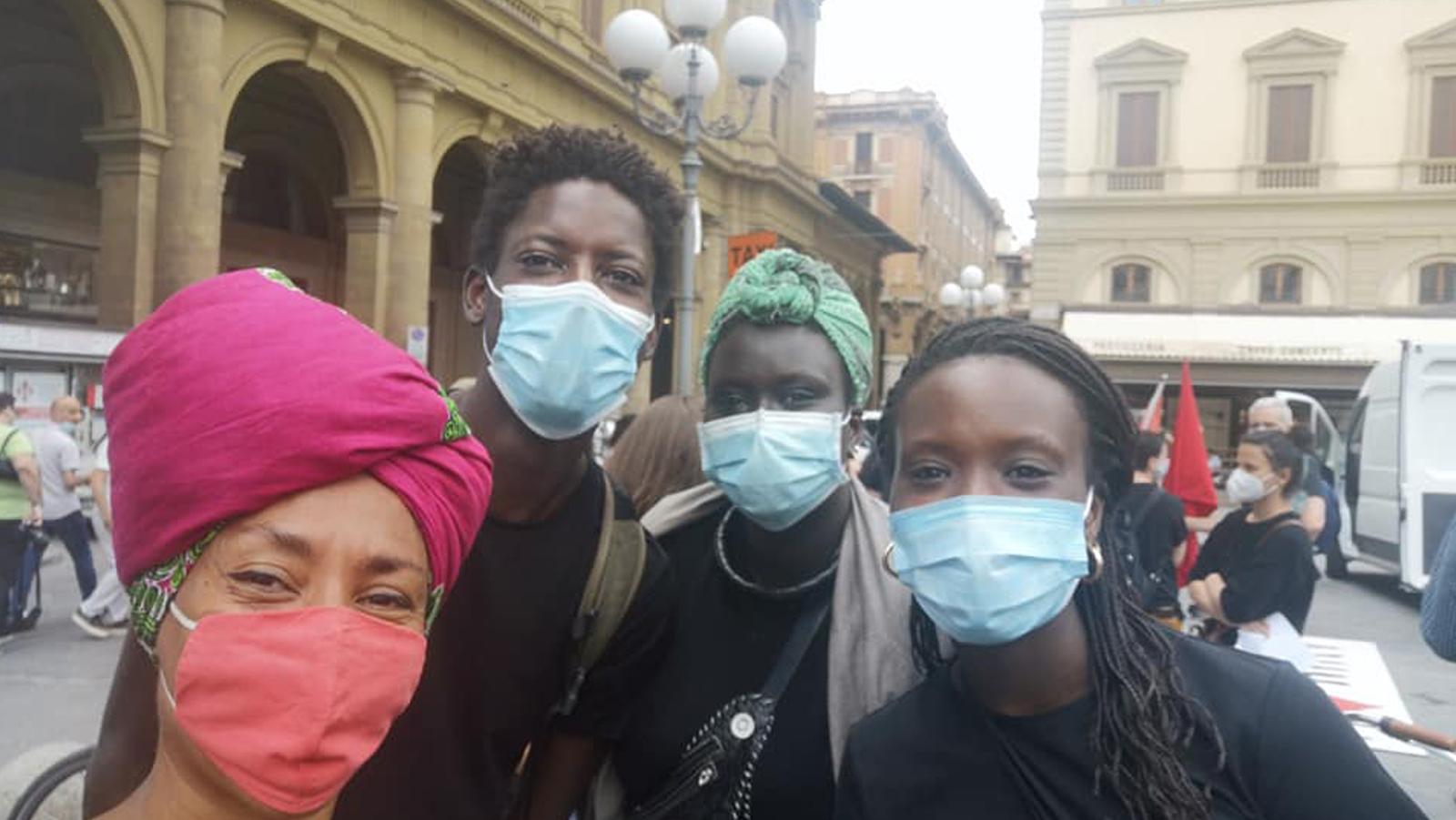 Black Lives Matter Italia