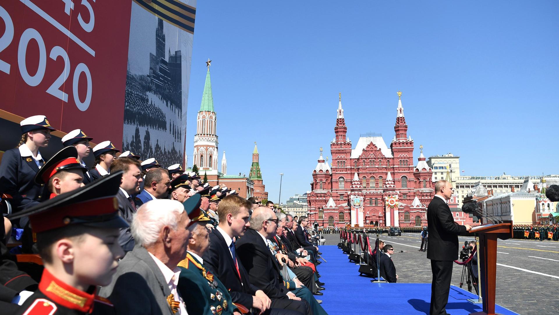 Parata Russia