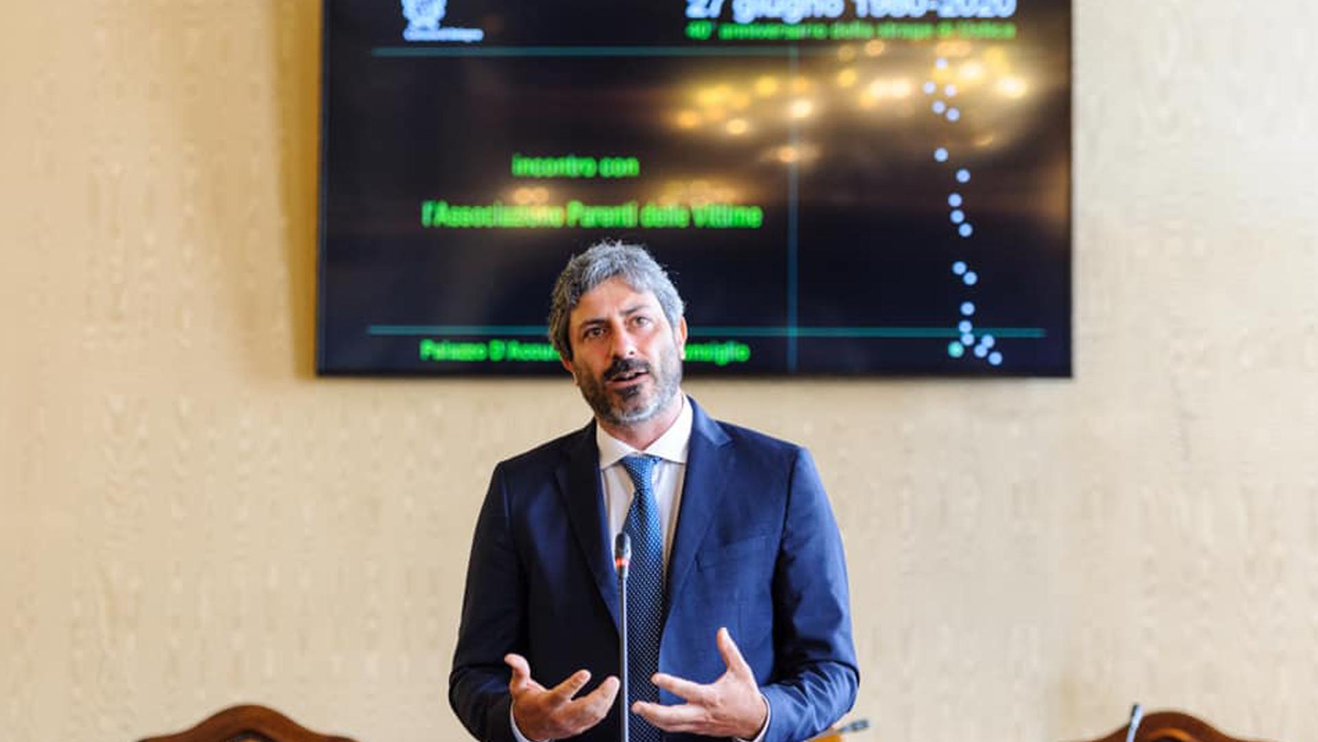 Roberto Fico Ustica