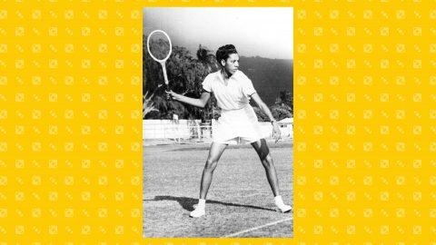 Althea Gibson, la prima tennista nera a vincere Wimbledon