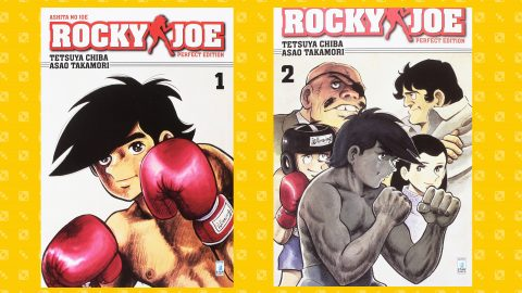 Manga per l'estate: Rocky Joe – Ashita no Joe